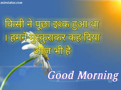 hindi-status-good-morning