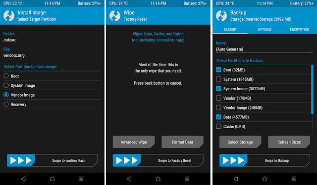 Cara Pasang TWRP Dan Root Moto G5S Plus Termudah