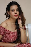 Diksha Panth in a Deep neck Short dress at Maya Mall pre release function ~ Celebrities Exclusive Galleries 040.JPG