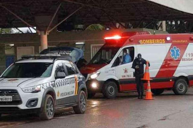 Homem com suspeita de coronavírus foge de UPA e é encontrado em terminal de São Sebastião