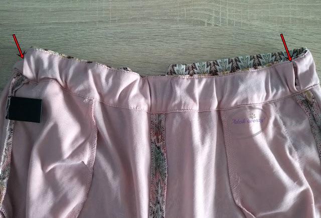 Jak dopasować spodnie luźne w pasie DIY - Adzik tworzy