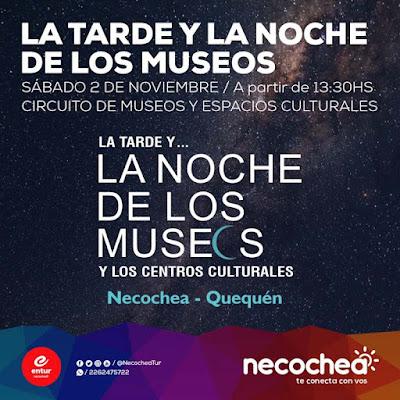noche museos en necochea