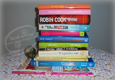 PRZECZYTAJ & PODAJ DALEJ - Wymieńmy się książkami!