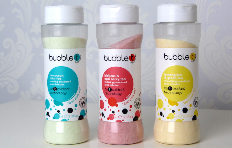 an image of Bubble T Cosmetics Spice Infusions review