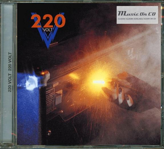 220 VOLT - Two Hundred Twenty Volt [Music On CD reissue / first time on CD] (2018) full