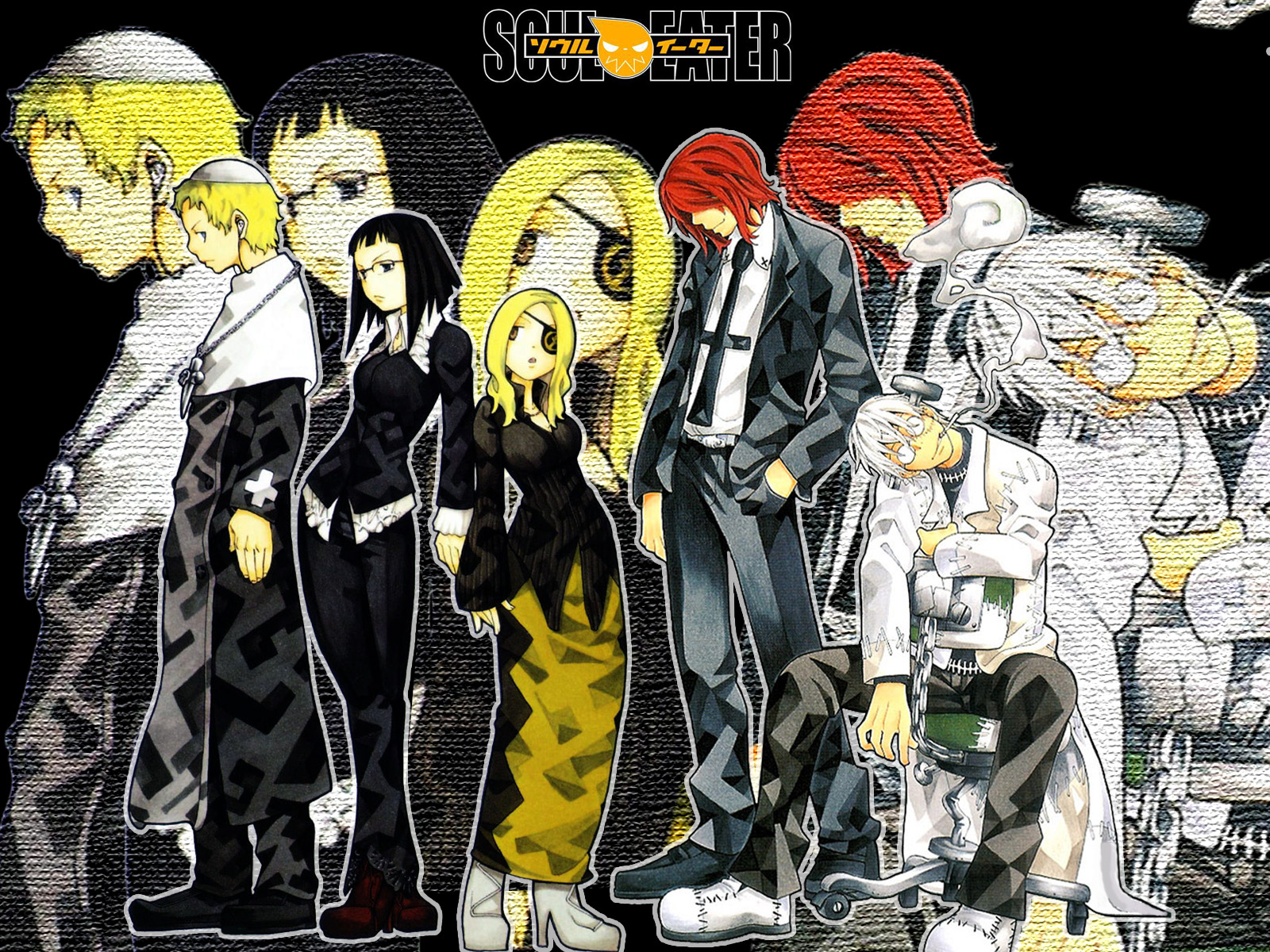 Lots Of Laugh: Soul Eater