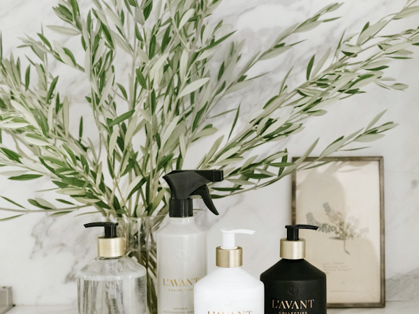 L'AVANT COLLECTIVE // Plant Based Eco-Luxe Cleaning Products