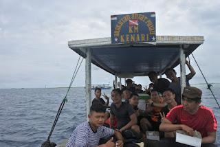 menuju Pulau Air