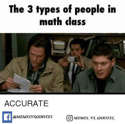 People In Math Class