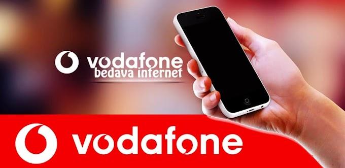 Vodafone Bedava İnternet - Test Çöz İnternet Kazan
