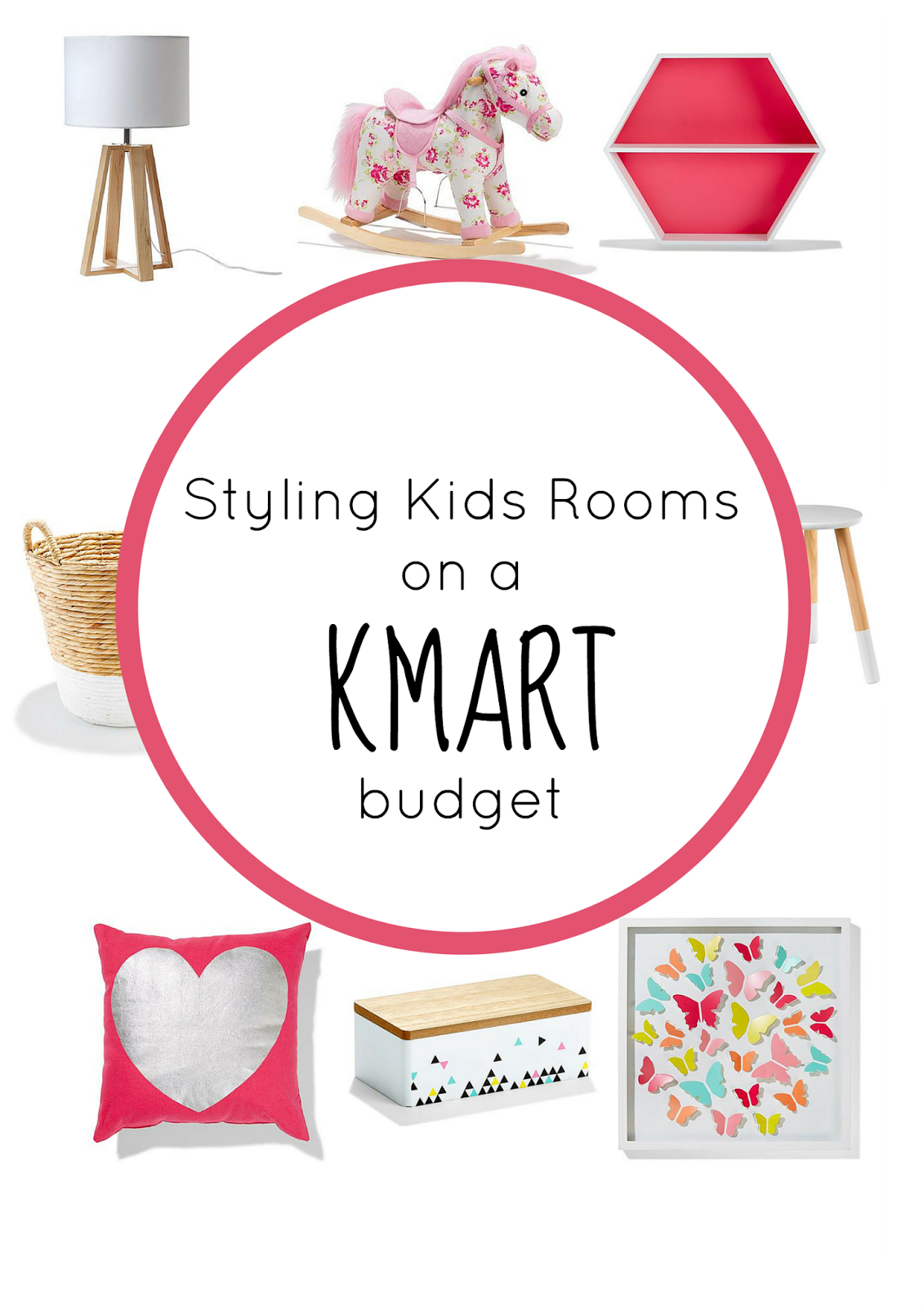 Styling Kids Rooms On A Kmart Budget Glamour Coastal Living
