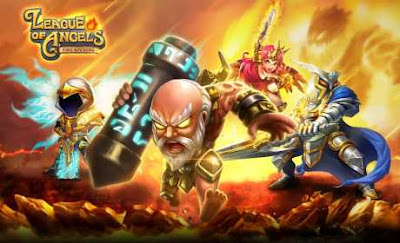 Download GameLeague of Angels - Fire Raiders v3.3.53.10 Apk + Data