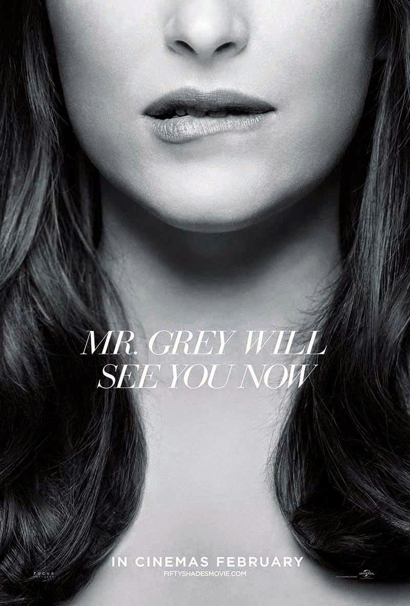 Fifty Shades of Grey sexy