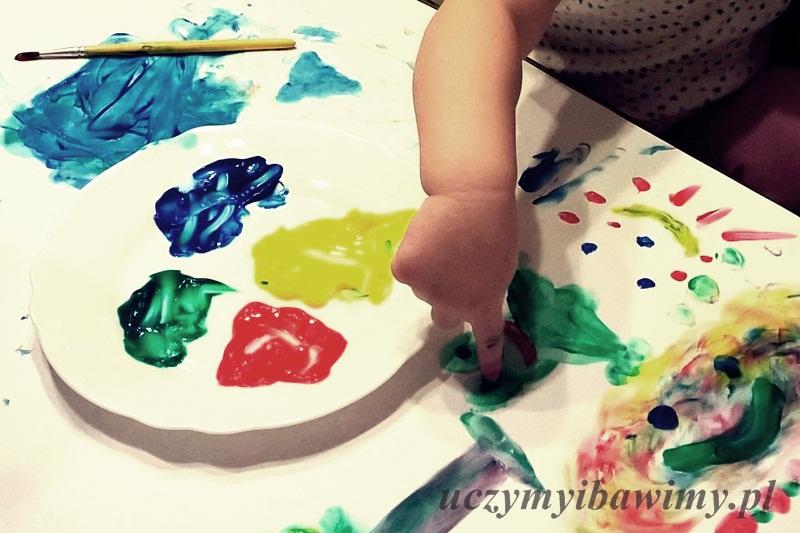 Roczniak i farby