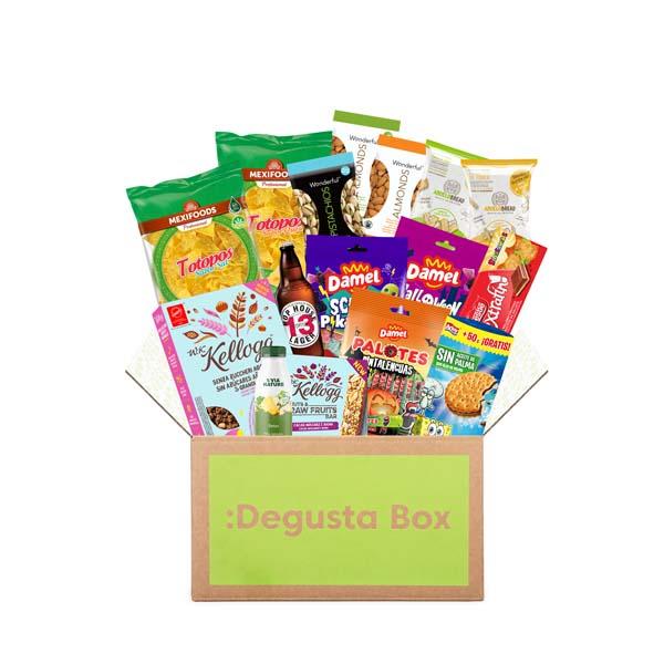 Consigue la Degusta Box de junio por solo 8,99€