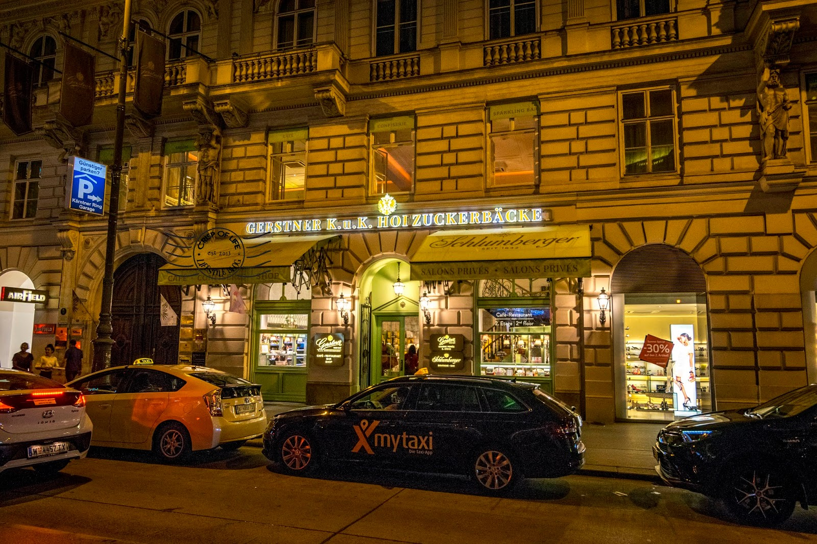 What to Eat in Vienna, Austria?