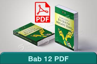 Bab XII Ekonomi dan Mata Pencarian Melayu Riau PDF