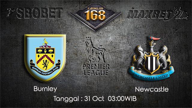 PREDIKSIBOLA - PREDIKSI TARUHAN BOLA BURNLEY VS NEWCASTLE 31 OCTOBER 2017 (EPL)