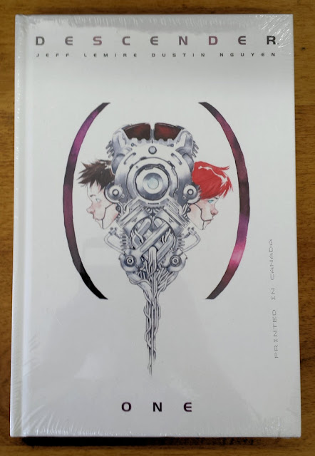 Descender by Jeff Lemire Book One