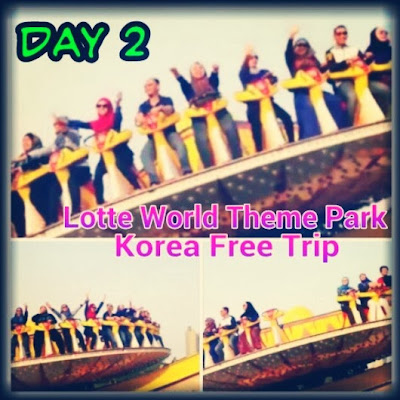 korea day 2 lotte world theme park with chempaka mohd din 5