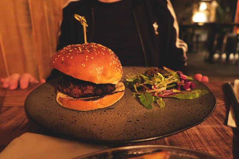 The Glasgow Burgerthon - Meat Bar | Wasted Little PJ Scottish Male Lifestyle Blog