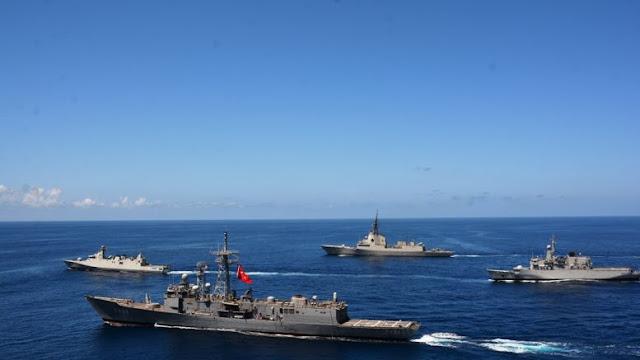 Τουρκική NAVTEX για Καστελόριζο και Ρόδο