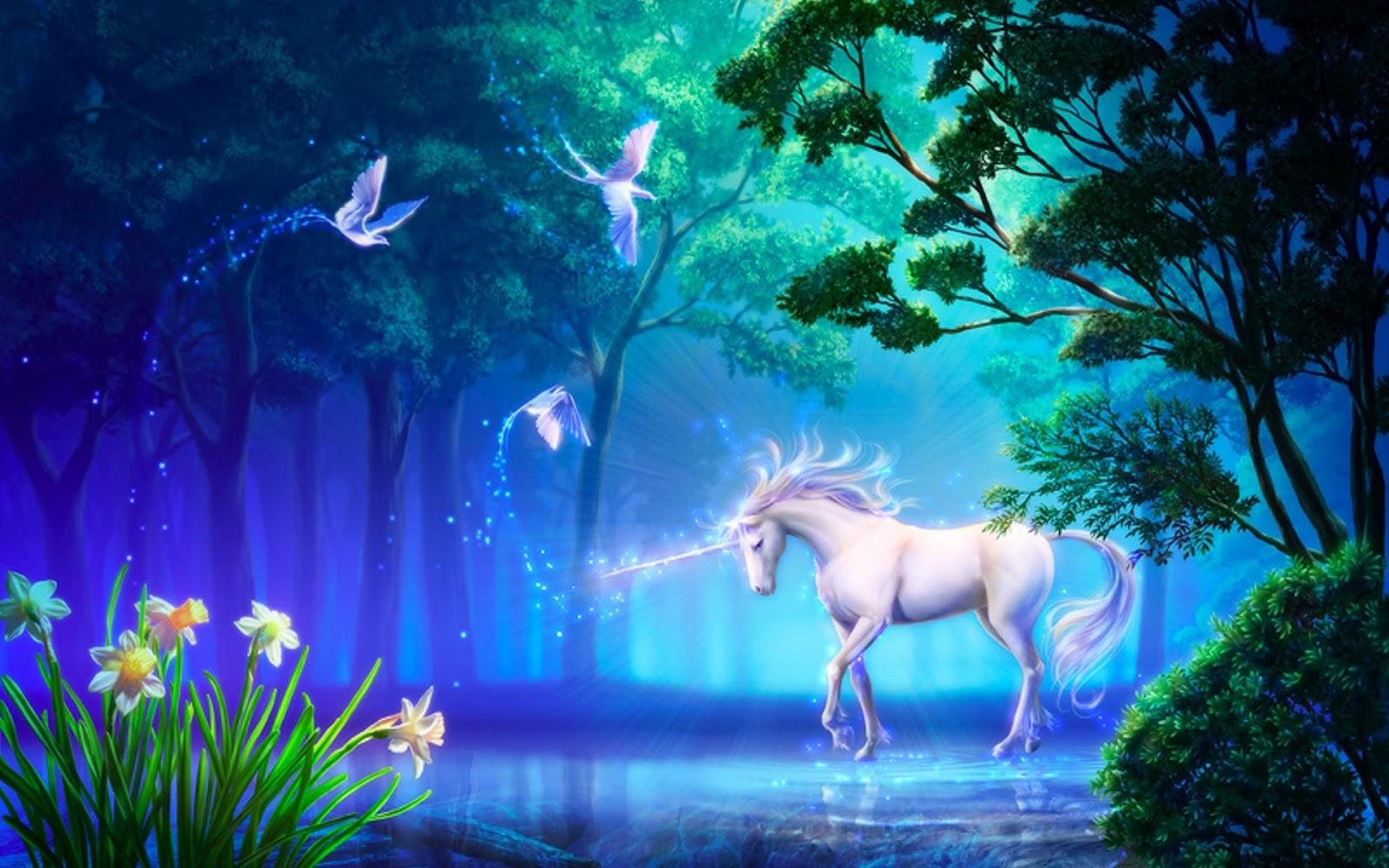 Nature Stories: Unicorns and Fairies