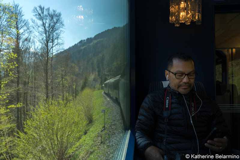 First Class Seat 5 Reasons Why You'll Want the Swiss Travel Pass