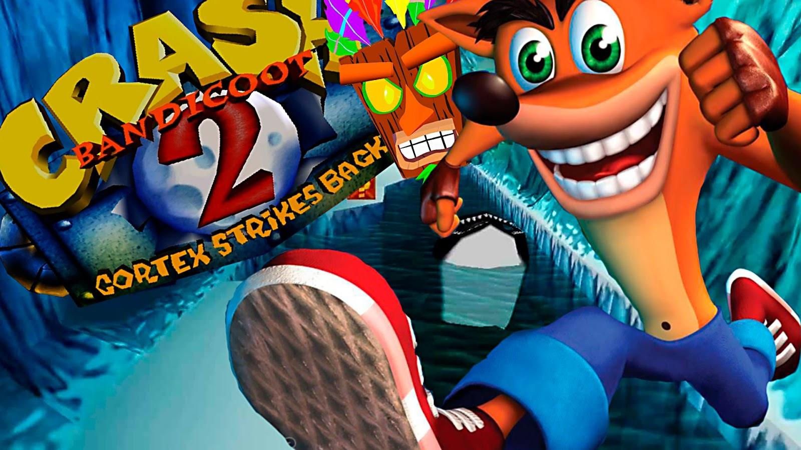 تحميل لعبة كراش الجزء الثاني - Crash Bandicoot 2