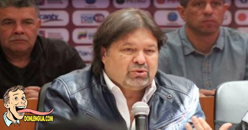 Detenido presidente de la FVF por falsificar un documento