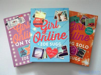 Girl Online Trilogy