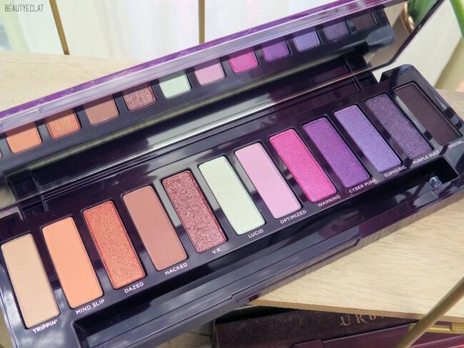 Naked ultraviolet revue