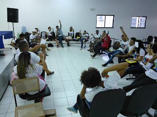 Conferencia Municipal - São Bento