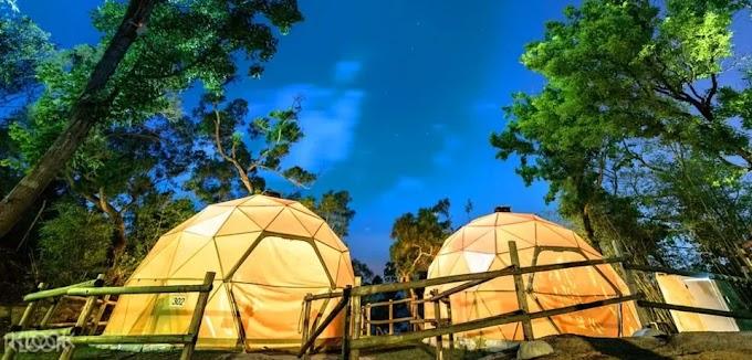 長洲西園豪華露營體驗