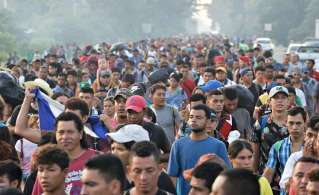 Illegal Immigration Last Month Hit Highest Level in Over a Decade