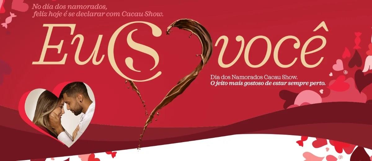 Promoção Cacau Show Dia dos Namorados 2020 - Presentes