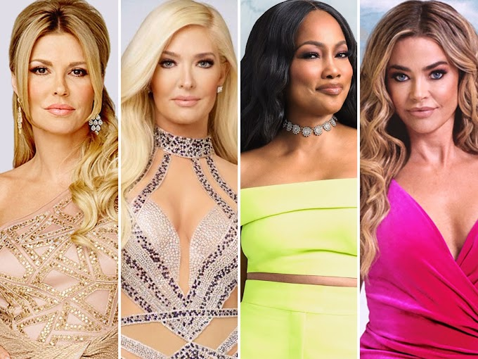 Brandi Glanville, Erika Girardi And Garcelle Beauvais React To Denise Richards' Departure From RHOBH!
