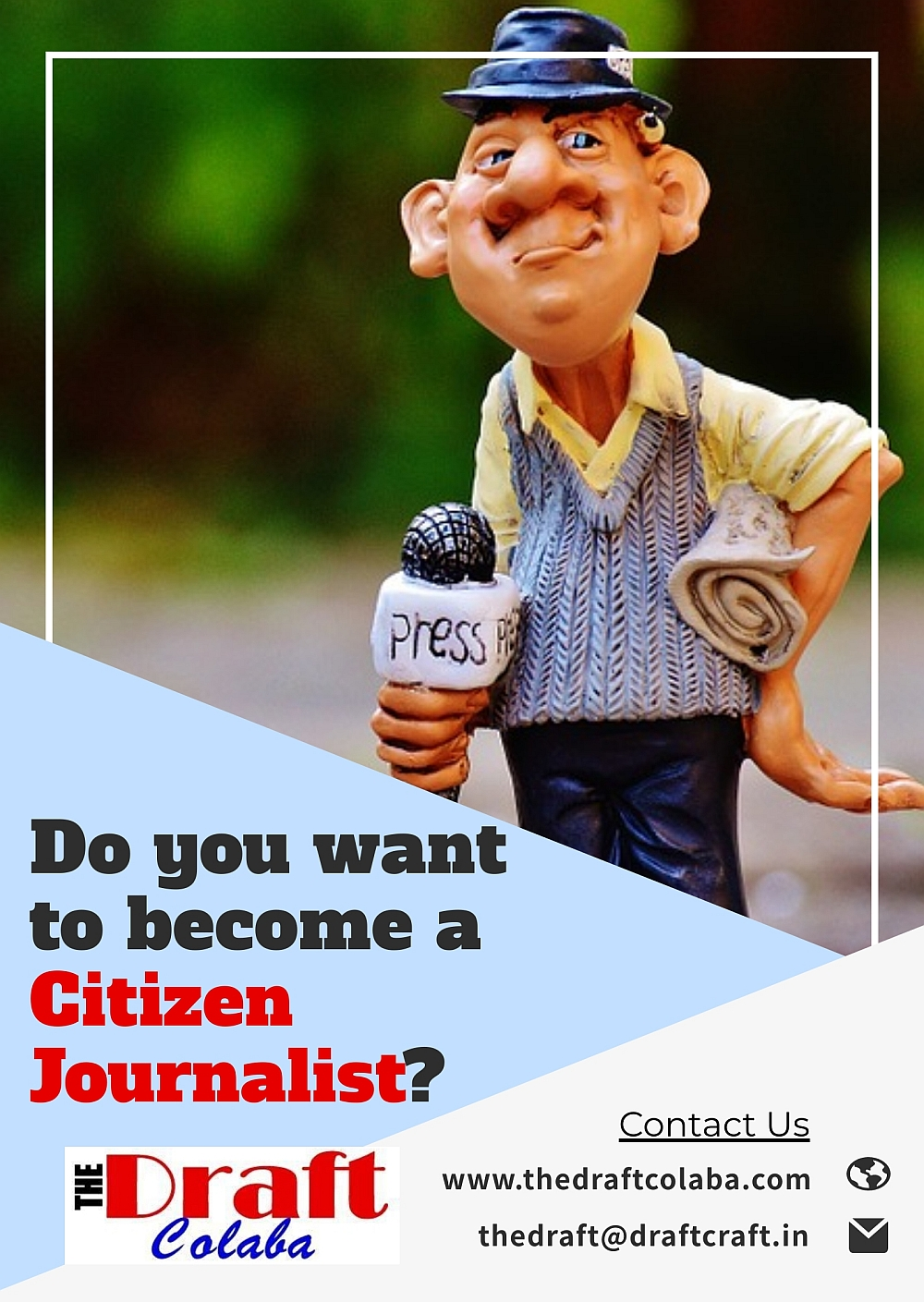 Become a Citizen Journalist!