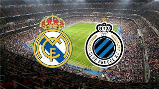 مشاهدة مباراة ريال مدريد وكلوب بروج اليوم 12/11/2019 دوري أبطال أوروبا