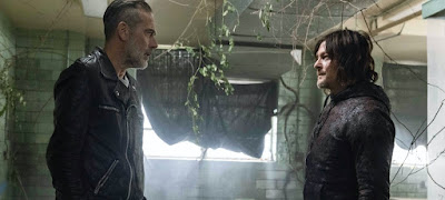 THE WALKING DEAD (10X16) : A CERTAIN DOOM – REVIEW