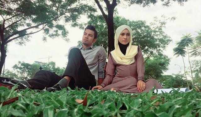 Drama Kerana Anisa lakonan Zara Zya dan Mustaqim Bahadon