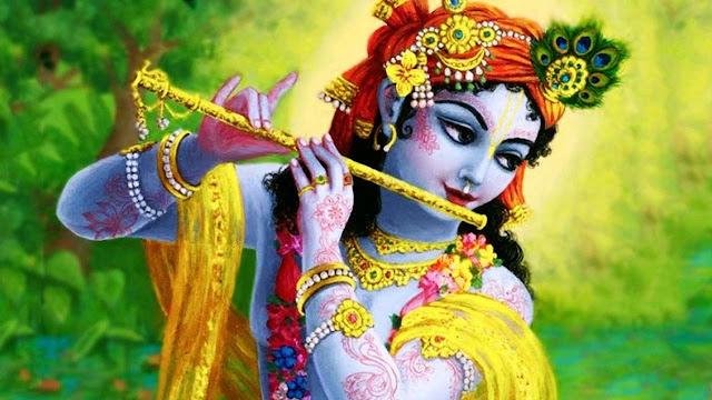 Best Lord Krishna Full Size Wallpaper For Your Mobile & Desktop