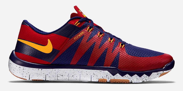 more photos 3822f 97434 Nike Free Trainer FC Barcelona Shoes Revealed