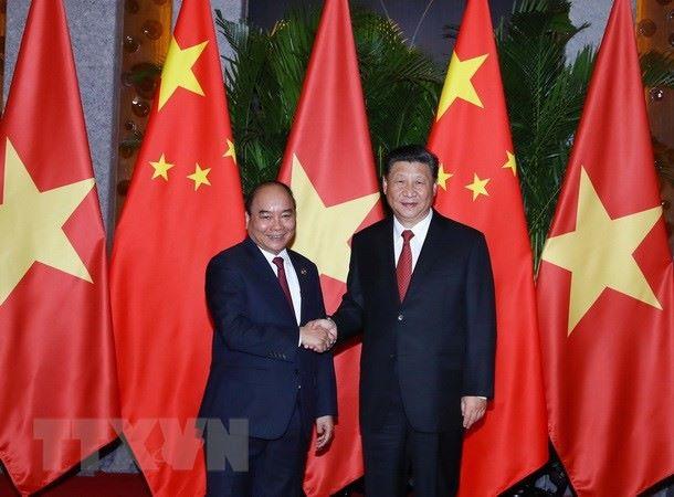 Thủ tướng Nguyễn Xuân Phúc nói về quan hệ Việt Nam – Trung Quốc hiện nay