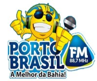 Rádio Porto Brasil FM 88,7 de Porto Seguro BA