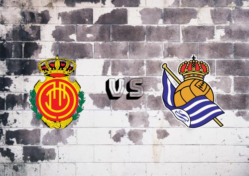 Mallorca vs Real Sociedad  Resumen