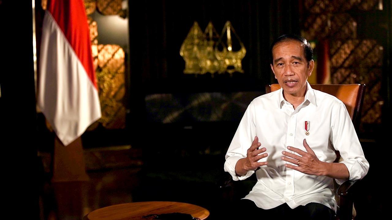 Negara Hadapi Ujian Berat, Jokowi Ajak Masyarakat Bergandengan Tangan