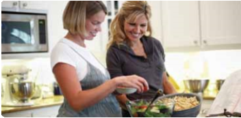 How to meet nutrition needs during pregnancy