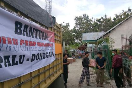 Relawan RIAU CARE INDONESIA menuju Palu-Donggala