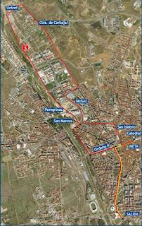10 Km Ciudad de Leon